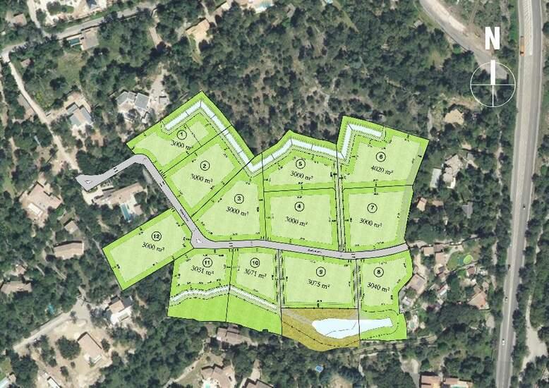 Le Parc de Villeverte