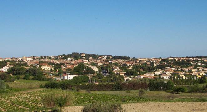 terrain à Lespignan (34)