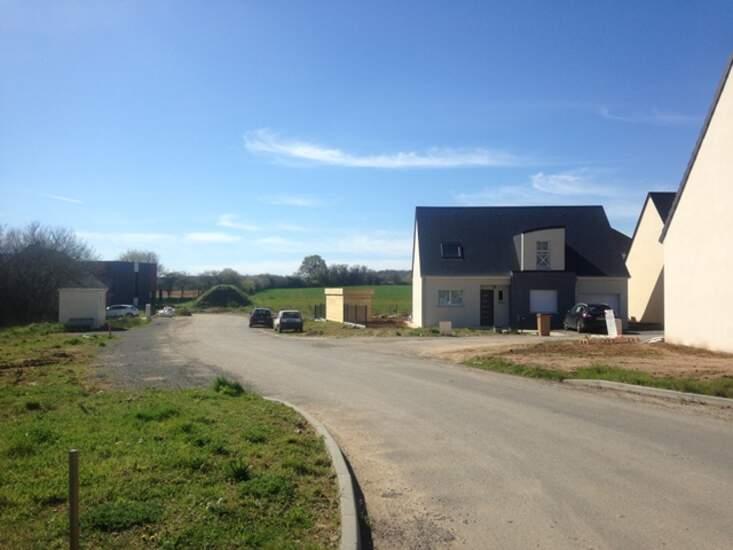NOUVEAUX terrains à bâtir proches Le Mans université