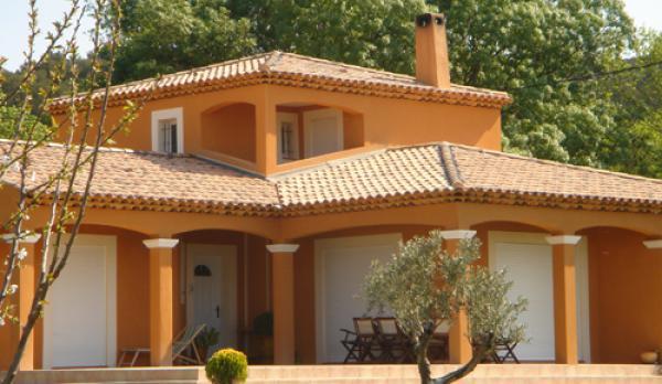 Azur constructions constructeur de maison individuelle - Maisons provencales photos ...