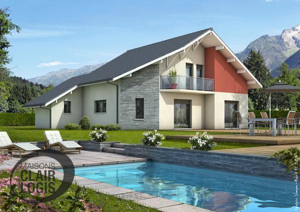 Maisons clair logis constructeur de maison individuelle for Constructeur de maison 01
