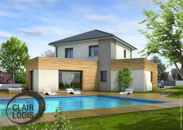 Maisons clair logis constructeur de maison individuelle for Constructeur de maison individuelle 60