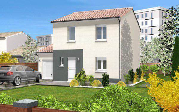 Chalet living inspiration room for Achat maison constructeur