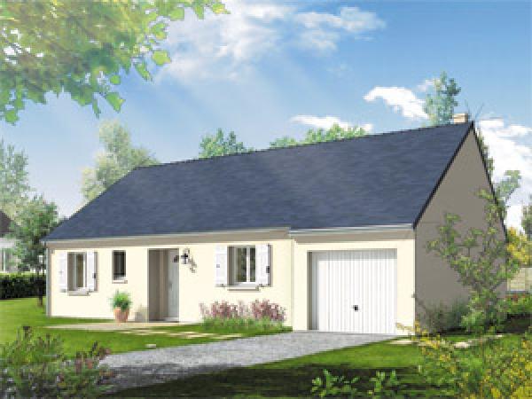 Maison castor constructeur de maison individuelle sur for Constructeur maison 56