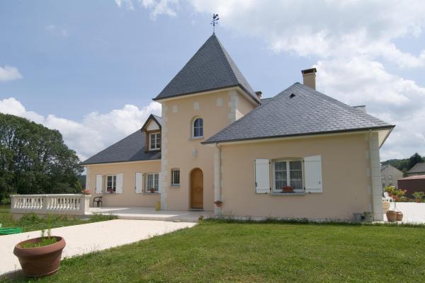 Les maisons marcel millot constructeur de maison for Liste constructeur maison individuelle