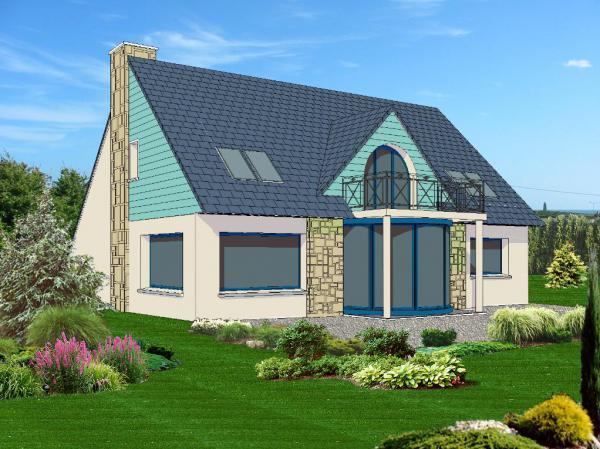 Les maisons delacour constructeur de maison individuelle for Constructeur maison 18