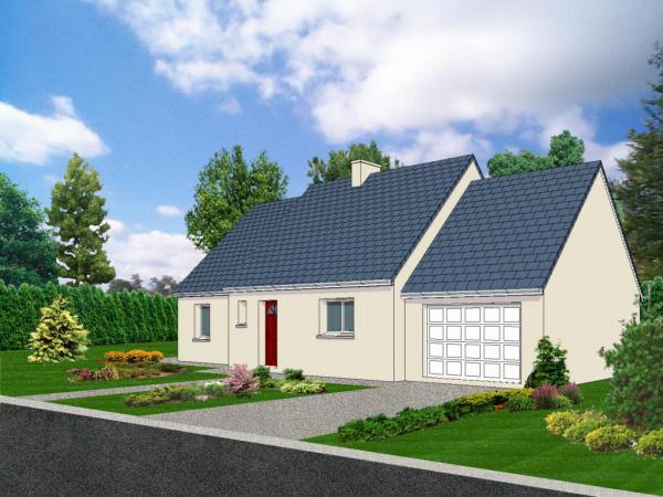 Les maisons delacour constructeur de maison individuelle for Constructeur maison manche