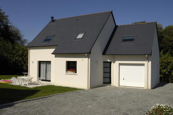 Maisons trecobat constructeur de maison individuelle sur for Prix des plans constructeurs