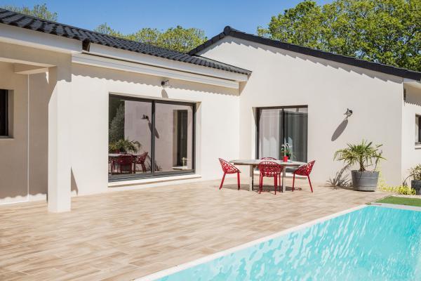 Villas prisme constructeur de maison individuelle sur for Annuaire constructeur maison individuelle