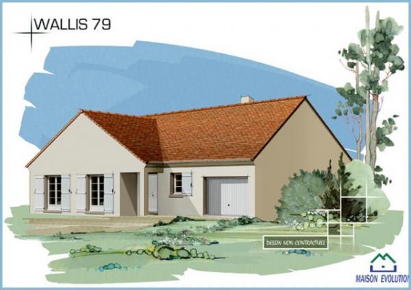 Maisons evolution constructeur de maison individuelle for Constructeur maison individuelle essonne 91