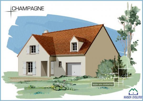Maisons evolution constructeur de maison individuelle for Constructeur maison essonne