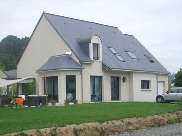 Maisons bernard jambert constructeur de maison for Achat construction maison
