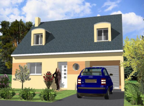 Marc junior constructeur de maison individuelle sur for Constructeur de maison individuelle avec terrain