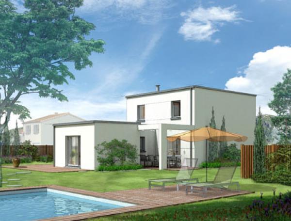 Maison castor constructeur de maison individuelle sur for Constructeur de maison haute garonne