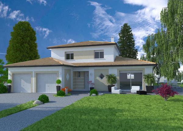 Maison ecg constructeur de maison individuelle sur achat for Achat maison individuelle 77