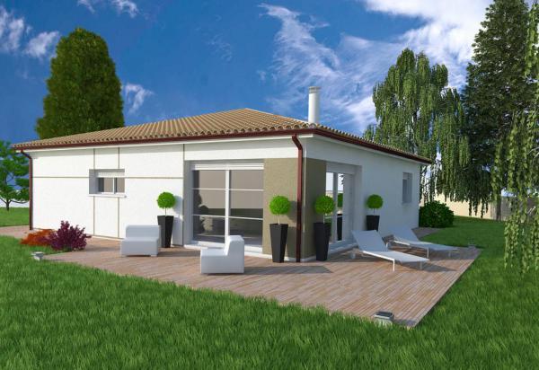 Maison ecg constructeur de maison individuelle sur achat for Constructeur de maison individuelle avec terrain