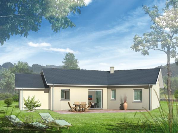 Maisons castor constructeur de maison individuelle sur for Constructeur ain