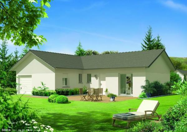Maison familiale constructeur de maison individuelle sur for Constructeur de maison individuelle 01