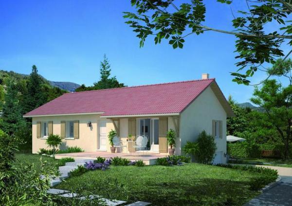 Maison familiale constructeur de maison individuelle sur for Constructeur de maison individuelle 32