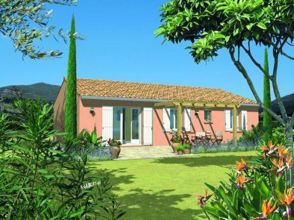 Maison familiale constructeur de maison individuelle sur for Constructeur maison 86