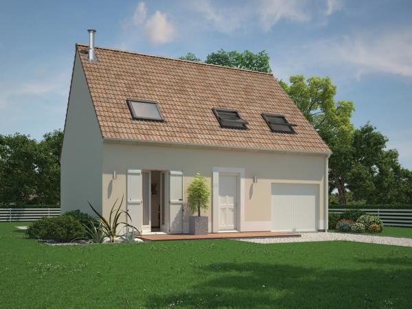 Maisons phenix constructeur de maison individuelle sur for Constructeur de maison individuelle 57