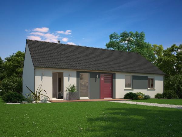 Maisons phenix constructeur de maison individuelle sur for Maison phenix garage