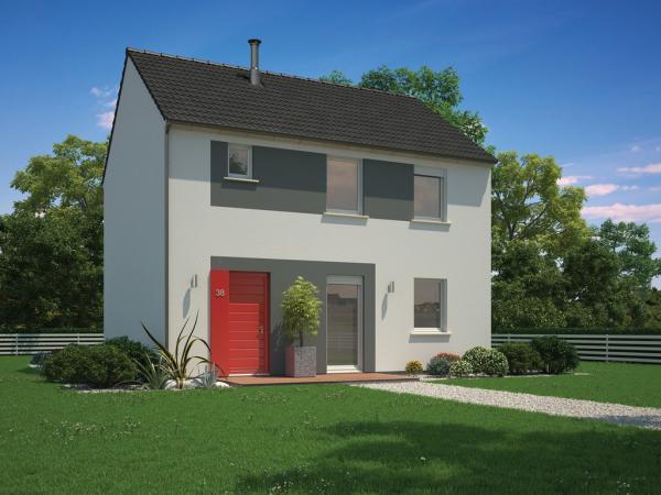 Maisons phenix constructeur de maison individuelle sur for Constructeur maison calvados