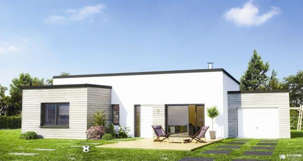 Maison familiale constructeur de maison individuelle sur for Achat maison constructeur