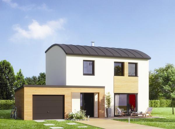 Maison familiale constructeur de maison individuelle sur for Constructeur maison calvados