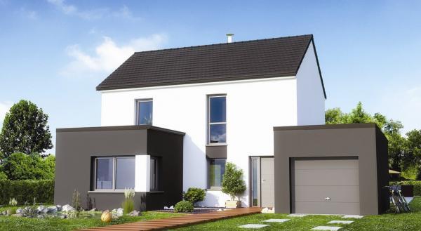 Maison familiale constructeur de maison individuelle sur for Constructeur de maison individuel