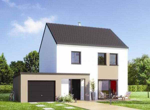 Maison familiale constructeur de maison individuelle sur for Geoxia maisons individuelles