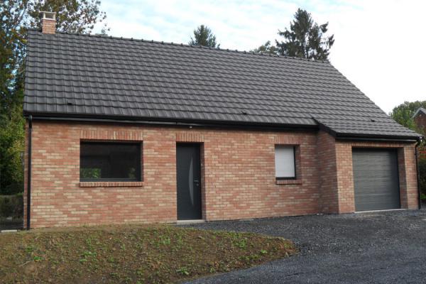 Arlogis nord constructeur de maison individuelle sur achat terrain for Entreprise construction maison individuelle