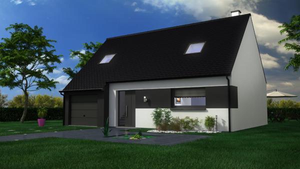 Maison castor constructeur de maison individuelle sur for Constructeur maison calvados