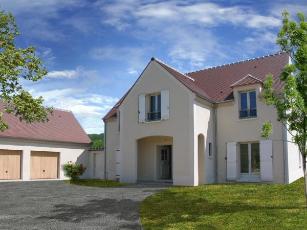 Les maisons clairval constructeur de maison individuelle for Constructeur eure