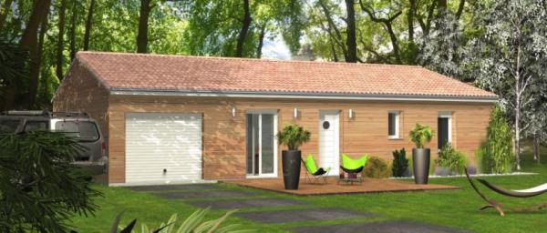 maisons bois clairlande constructeur de maison individuelle sur achat terrain. Black Bedroom Furniture Sets. Home Design Ideas