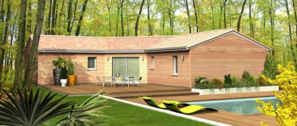 Maisons bois clairlande constructeur de maison for Constructeur de maison individuelle landes