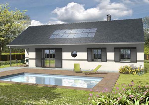 Maisons d 39 en france constructeur de maison individuelle for Achat terrain maison