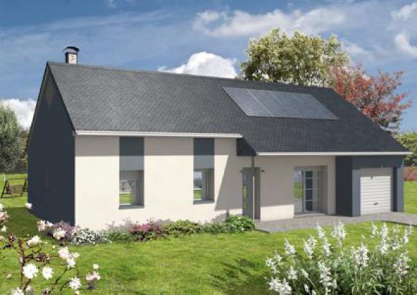 Maisons d 39 en france constructeur de maison individuelle for Constructeur de maison individuel