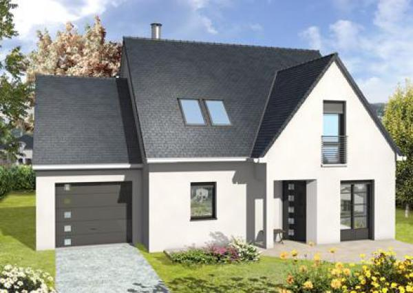 Maisons d 39 en france constructeur de maison individuelle for Achat de maison en france
