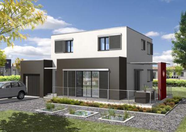 Maisons civ constructeur de maison individuelle sur for Constructeur maison sur plan