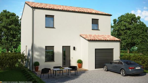 Maisons ideoz constructeur de maison individuelle sur for Constructeur de maison individuelle 53