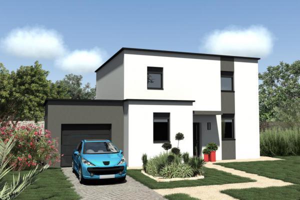 Maisons ideoz constructeur de maison individuelle sur for Constructeur maison individuelle 72