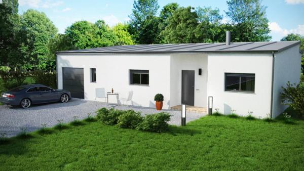 Maisons ideoz constructeur de maison individuelle sur for Constructeur maison 42
