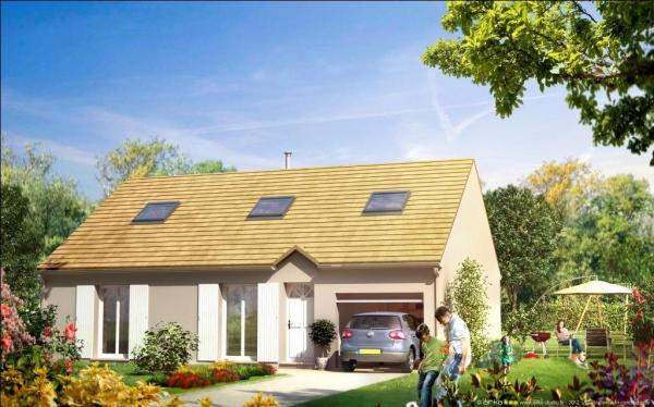 Mikit constructeur de maison individuelle sur achat terrain for Constructeur de maison individuel