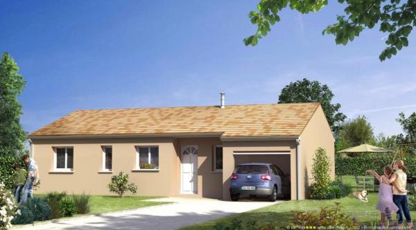 Mikit constructeur de maison individuelle sur achat terrain for Constructeur maison individuelle 45