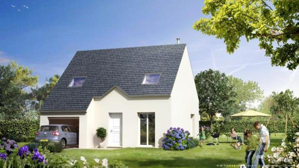Mikit constructeur de maison individuelle sur achat terrain for Constructeur de maison individuelle 57