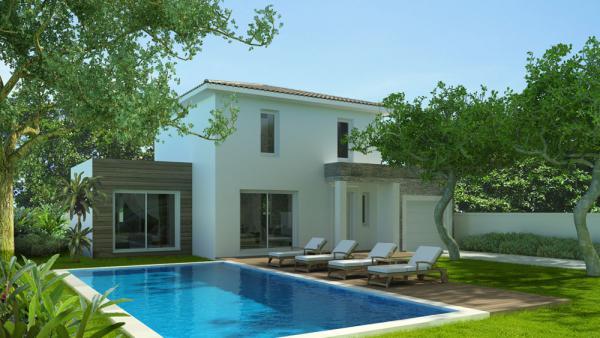 art traditions mediterranee constructeur de maison individuelle sur achat terrain. Black Bedroom Furniture Sets. Home Design Ideas