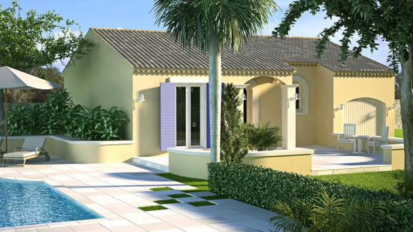 Art traditions mediterranee constructeur de maison for Constructeur de maison individuel