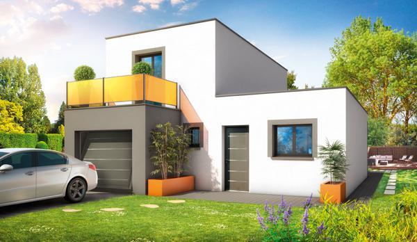 Demeures d 39 occitanie constructeur de maison individuelle for Maison moderne 90m2