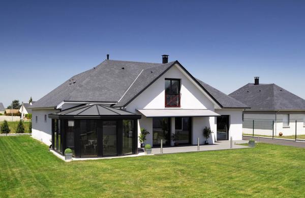 Maisons sanz constructeur de maison individuelle sur for Constructeur maison contemporaine tarbes